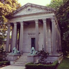 Eaton Family Mausoleum | Toronto, Ontario, Canada