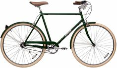 The Papillionaire Classic, a retro bike