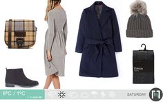 Saturday 6th December Daily Weather, Fashion Forecasting, December, London, My Style, Image, London England
