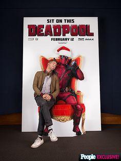Ryan Reynolds Says Filming Deadpool's 'Horrifying' Love Scene Was Not a Sexy Experience| Movie News, Ryan Reynolds