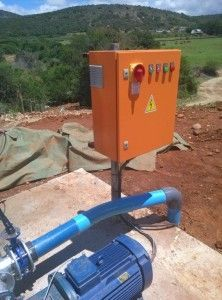 Solar Inverter, Game Reserve, Environmental Issues, Control System, Pumping, Electric, Solar Power Inverter