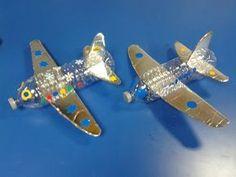 5 Easy Creative Plastic Bottle Crafts For Kids Kids Crafts, Preschool Crafts, Projects For Kids, Diy For Kids, Recycling For Kids, Recycled Toys, Recycled Crafts Kids, Preschool Transportation Crafts, Airplane Crafts