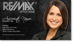 Cool Remax Business Card Template