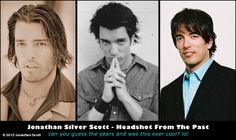 Jonathan Scotts photo: RT! You asked for my old cheezy headshots! check www.facebook.com/MrSilverScott for hilarious old magic photos!