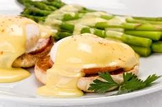 EGGS BENEDICT. My absolute favorite