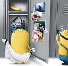 minions We Love Minions, Minion S, Egg Chair, Monogram App, Lounge, Despicable Me 3, Furniture, Home Decor, Homemade Home Decor