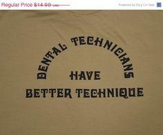 40 OFF Vintage 80s Dental Technicians Have by SuperMamaVintage, $8.99