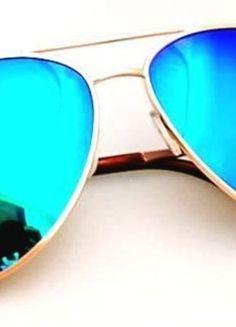 Kup mój przedmiot na #vintedpl http://www.vinted.pl/akcesoria/okulary-przeciwsloneczne/18648722-okulary-pilotki-lustrzanki-idealne-na-lato