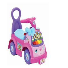 Fisher-Price Little People Music Parade Ride-On - Girls