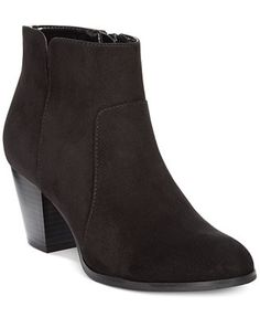 e37768b5b Women s Charlees Booties in black suede Cowboy Boots For Sale