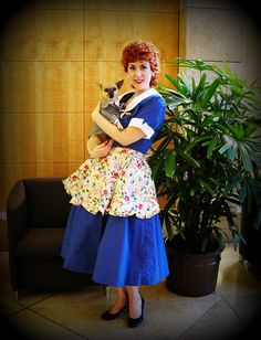 """Ricky Ricardo dog costume - too cute! Have I Mentioned that """"I Love Lucy!""""?, Part 2 