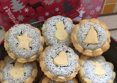 Bakery Recipes, Tart Recipes, Muffins, Lemon, Food And Drink, Merry, Cookies, Breakfast, Poppy