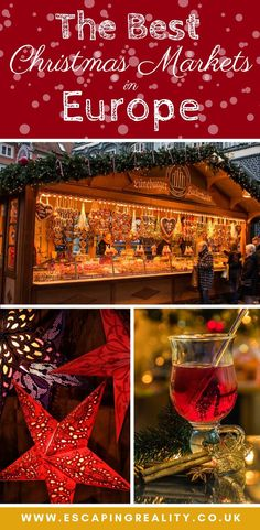 The Best Christmas Markets in Europe! Where to visit, the best food, great stall… – travel Best European Christmas Markets, Christmas Markets Germany, Christmas In Europe, Christmas Travel, Christmas Time, Christmas Breaks, German Christmas, Holiday Travel, Road Trip Europe