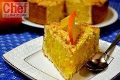 Самый апельсиновый пирог / Сладкая выпечка / Рецепты / Шеф-повар – простые и вкусные кулинарные рецепты, фото-рецепты, видео-рецепты