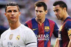 """Xavi Hernández  contesta quarta bola de ouro de Ronaldo e diz- """"Messi é o melhor de todos"""" https://angorussia.com/desporto/xavi-hernandez-contesta-quarta-bola-ouro-ronaldo-diz-messi-melhor/"""