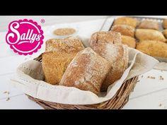 Sallys Rezepte - Vollkornsemmeln / Vollkornbrötchen – 60% Dinkel und 40% Weizen