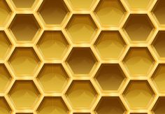 What You'll Be Creating1.The Honeycomb BaseStep 1Let's start with thePolygon Tool. Create a hexagon with a0.6in radius in a dark mustard yellow (R=147 G=104 B=20).Step 2In order to create a...