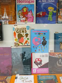 Books & Barbapapa