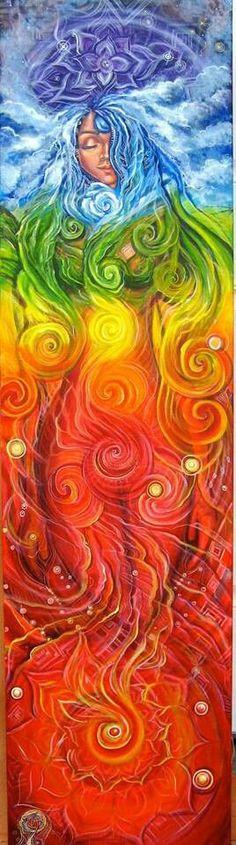 """""""Alignment"""" - Artista: Eva Ruiz"""