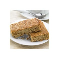 All Butter Flapjack | Traybakes | The Handmade Cake Company via Polyvore