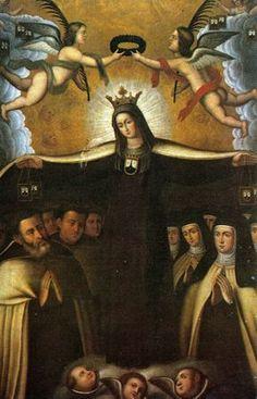 Neuvaine Notre Dame du Mont Carmel du 8 au 16 juillet 2021 - 5a3679db01eee9e9c89dab40ec9d8f19
