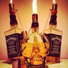 28.Jack Daniels Torch