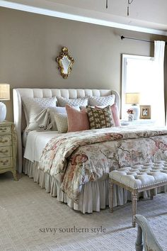Savvy Southern Style: The Softer Side of Fall in the Master and Fall Blog Hop