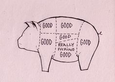 (I heart pork) one wonderful, delicious, magical animal.
