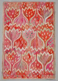 Rug by Swedish Designer Ann-Mari Forsberg