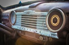 Chevy Dash
