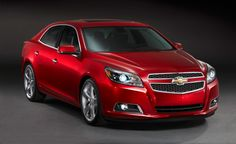 2012 Chevy Malibu.......Great features. Drives/rides great. Love my choice.