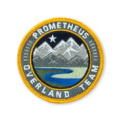 PDW Prometheus Overland Team Morale Patch