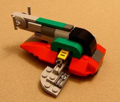 LEGO Micro Slave I