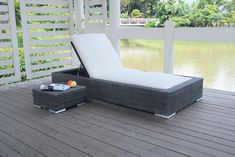 Simple Outdoor Garden Patio Daybed Without Armrest Material : Fabric. Frame Material : Rattan / Wicker. Style : Modern. Usage : Hotel, Hospital. Usage : Hotel, Hospital, Garden,Patio,Coffee Place etc. Disassembly : Undisassembly. Color : as Picture or Customized. Customized : Customized. Condition : New. Cushion Thickness : 6cm or Customized. Table Top Material : Tempered Glass. Accessories : Available. Frame : Aluminum. Rattan : UV Resistant PE Rattan. Frame Thickness : 1.2mm. Warranty Time : 2 Rattan Daybed, Patio Daybed, Outdoor Daybed, Outdoor Furniture, Outdoor Decor, Coffee Places, Pipe Sizes, Table Sizes, Beach Chairs