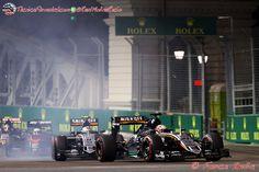 Hulkenberg: «No entiendo por qué me han metido una sanción»  #F1 #Formula1 #SingaporeGP