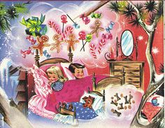 The Night Before Christmas by estelle & ivy, via Flickr