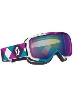 Scott Aura Hydro Kilt Purple/Green Women Goggles