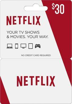 Free Netflix Gift Card  Netflix Gift Card Codes Netflix Gift