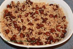What's Cookin' Italian Style Cuisine: Red Beans and Rice Recipe My Way