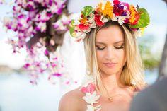 Traditioanal Polynesian Wedding in Bora Bora