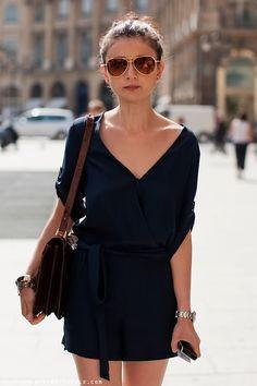 mini wrap dress (natalia alaverdian — iloveyouwildfox)