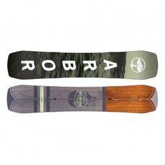#Arbor Westmark Camber wide #snowboard grijs bruin
