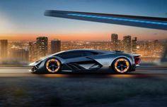 Lamborghini Terzo Millennio - Lamborghini