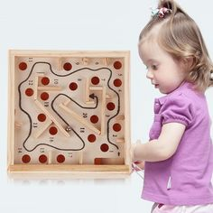 Unbelievable http://onthemarkdeals.com/products/marble-maze?utm_campaign=social_autopilot&utm_source=pin&utm_medium=pin