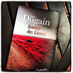 L'avenue des Géants  Marc Dugain