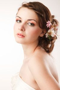 Joondalup hairdresser. Wonderful hairstyles and great makeup. perfect for weddings.