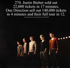yup! they are wayy better than bieber.
