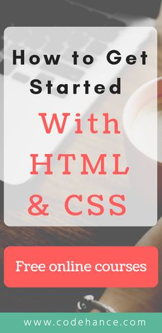 How to Learn HTML &CSS.  Its all for Free and online, Never miss a class.  LEARNHTML&CSS #codehance#learningtocode #html #css #programming#workhardanywhere👨‍💻 #coderedlifestyle #OnlineCourses