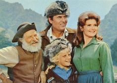 Daniel Boone - loved this show.