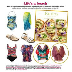 a3530bb706 As Seen in Nottinghamshire Life Magazine June 2017 Striking and glamorous  beach kaftan as seen on